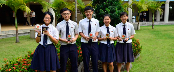 how to change secondary school in singapore